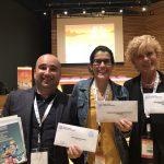 Jordi Amblàs, amb d'altres premiats a Canàries