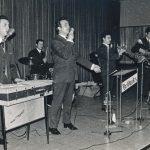 Una actuació d'Els Brillant's a Manlleu, l'any 1968