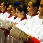 A la trobada hi participen cantaires de diferents nacionalitats