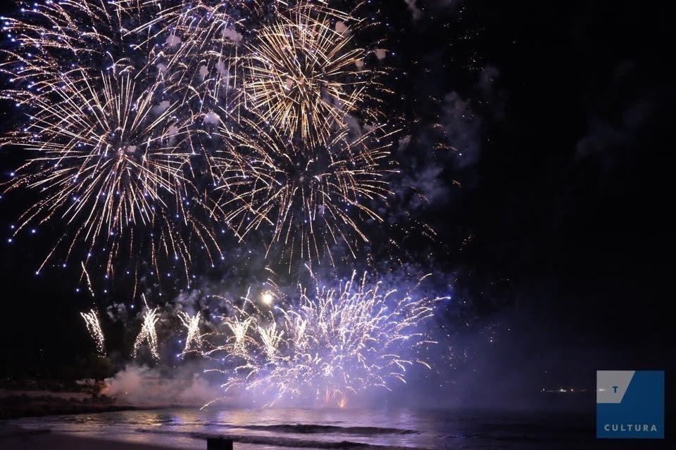 La pirotècnia Mediterráneo farà el castell de focs de Granollers
