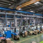 Array Plàstics fabrica peces de plàstic injectades i té les instal·lacions a Folgueroles