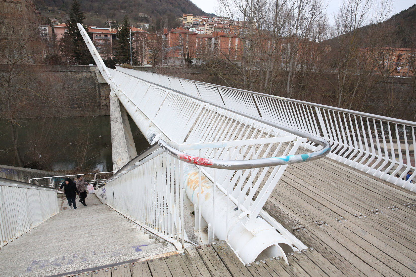 Pont de Santiago Calatrava