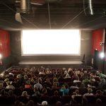 Una imatge de l'interior del cinema