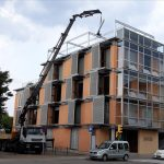 Aquest juliol s'han canviat les plaques fotovoltàiques de l'edifici de Lavola
