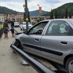 Accident al Pont nou