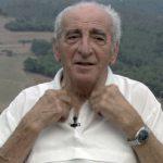 Mossèn Jaume Dalmau en una imatge d'un documental que li van dedicar