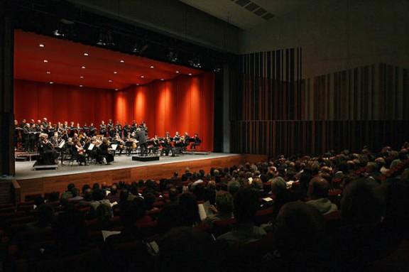 Actuació a l'Atlàntida de Vic. Font: Osona.com