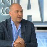 Jordi Bruch, en una entrevista al programa 'Angle Obert' d'EL 9 TV