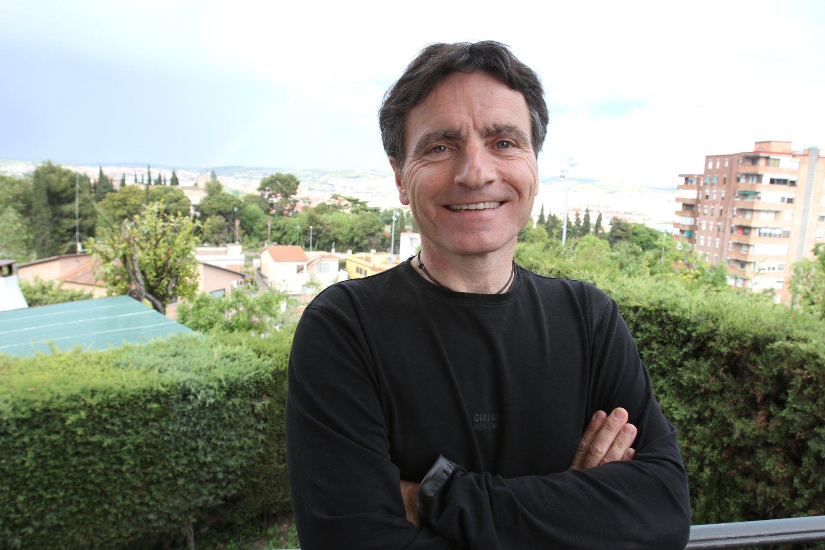 El doctor Xavier Castellsagué
