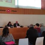 Presentació al Consell Comarcal d'Osona