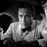 Humphrey Bogart, al film 'Casablanca'