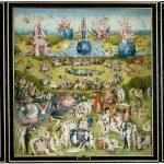 'El jardí de les delícies', del pintor Hieronymus Bosch, sovint anomenat el Bosch
