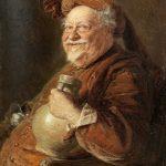 Falstaff, segons el pintor Eduard von Grutzner