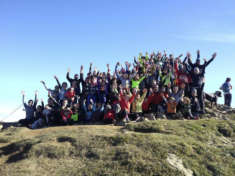 L'Escola de Trail Diedre va fer la primera sortida del curs fa quinze dies al Puigsacalm