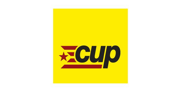 El logotip de la CUP
