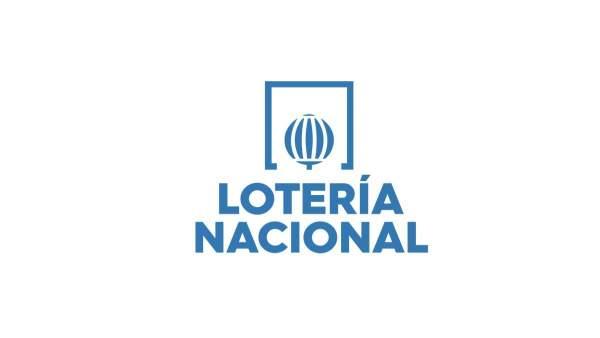 El logotip de la loteria estatal