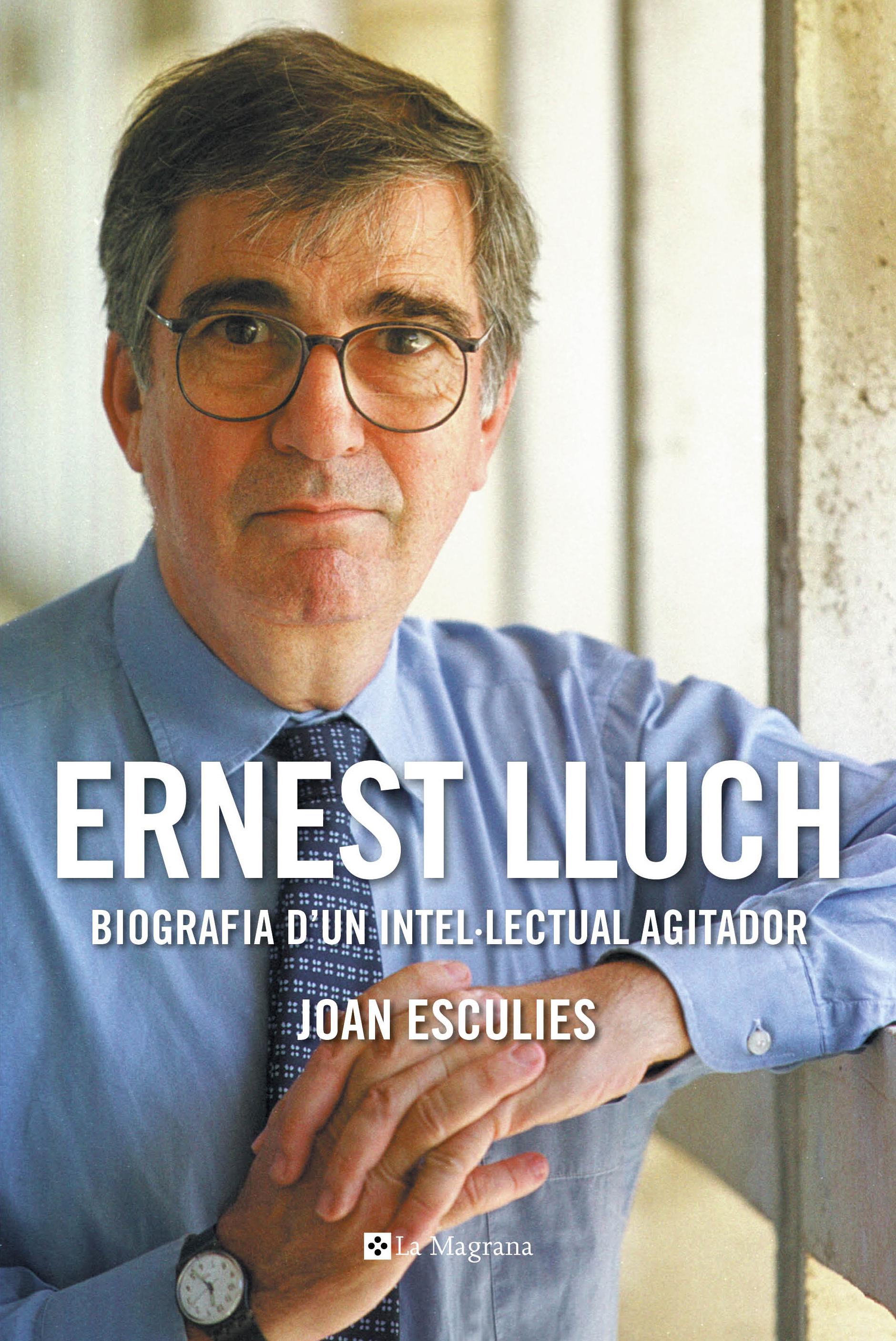 La portada del llibre de Joan Esculies