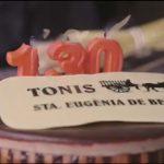 Els Tonis de Santa Eugènia de Berga celebren el 130è aniversari