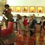 Exposició al museu de la pell