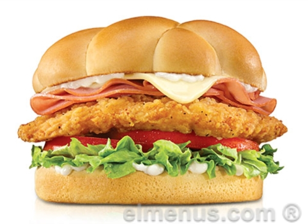 Cordon bleu photo at hardee 39 s by hardee 39 s Hardee s fish sandwich