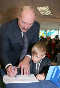 Belarus' stage-managed democracy fails its test from the West