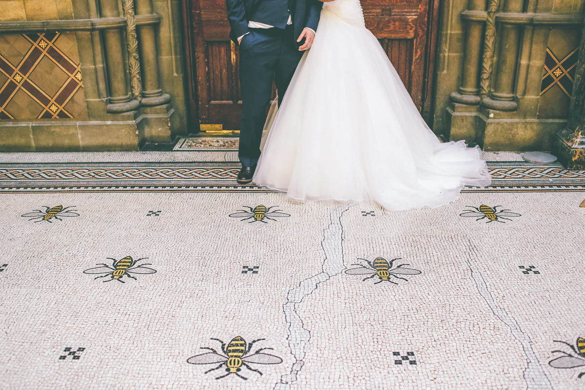 Manchester Bee Wedding