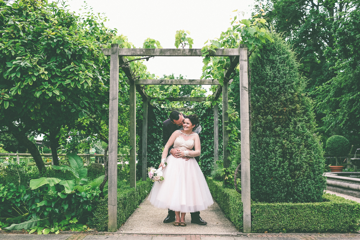 Chester Zoo Wedding Portraits