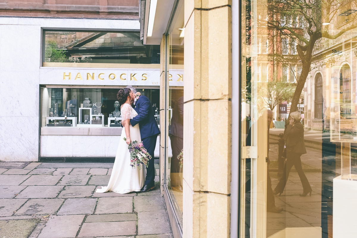 Manchester City Centre Wedding