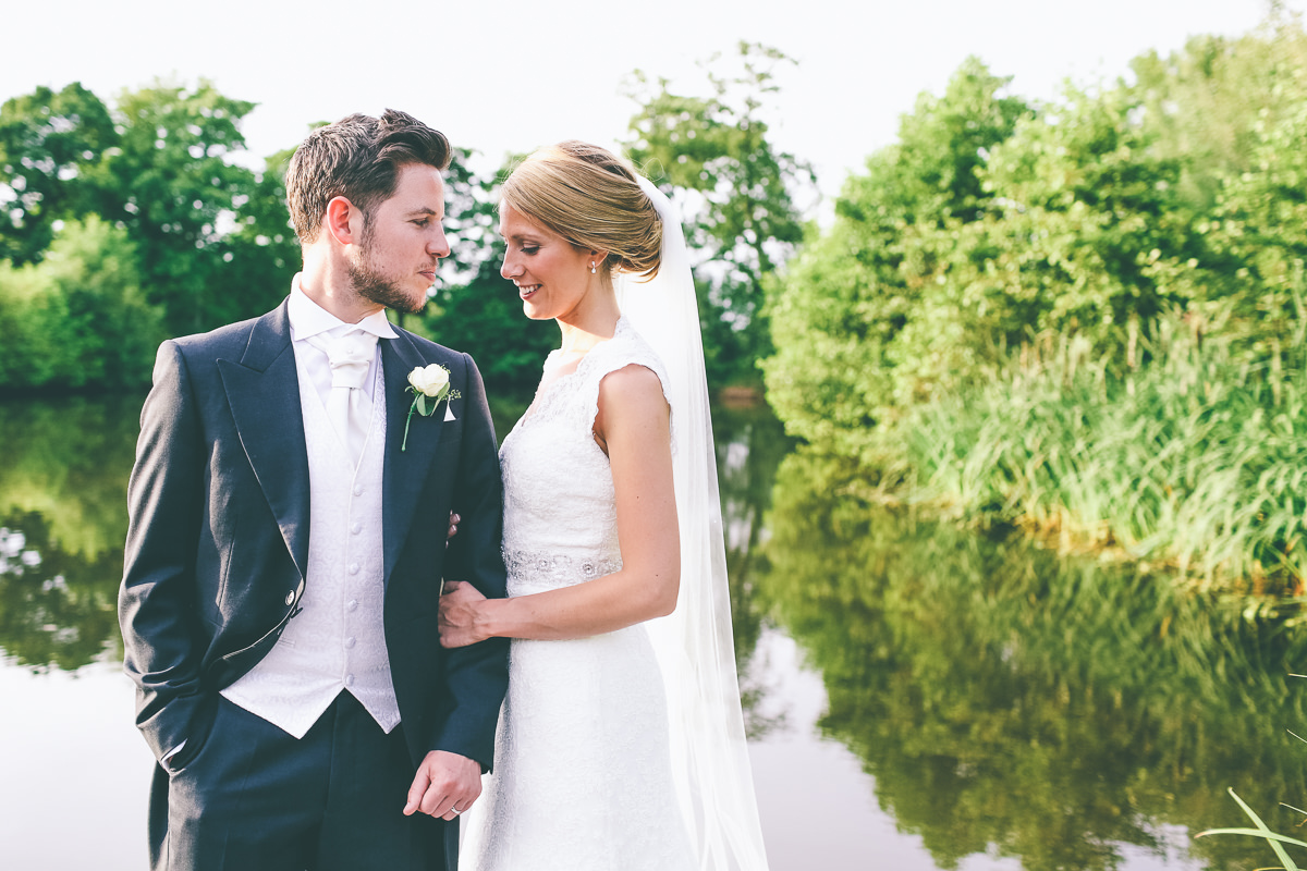 Styal Lodge Summer Wedding