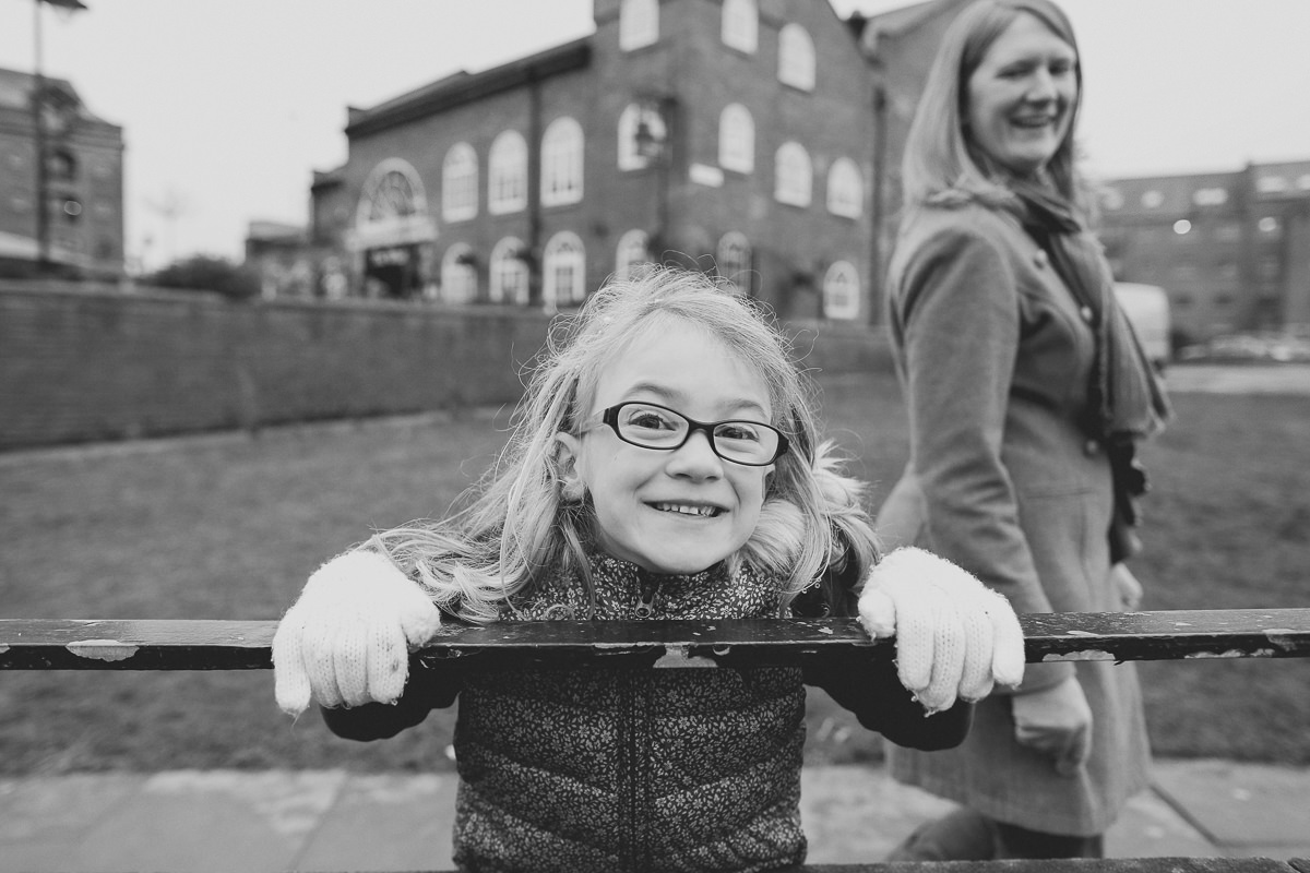Castlefield Family Shoot