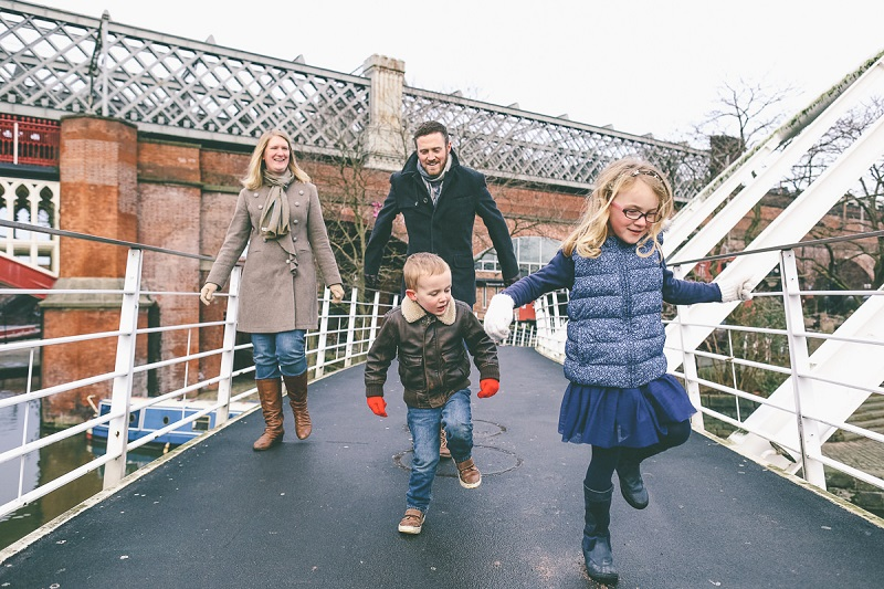 Natural Family Photographer Manchester
