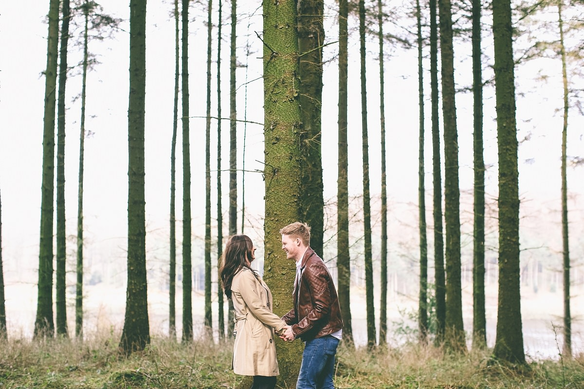 Cheshire Engagement Shoot