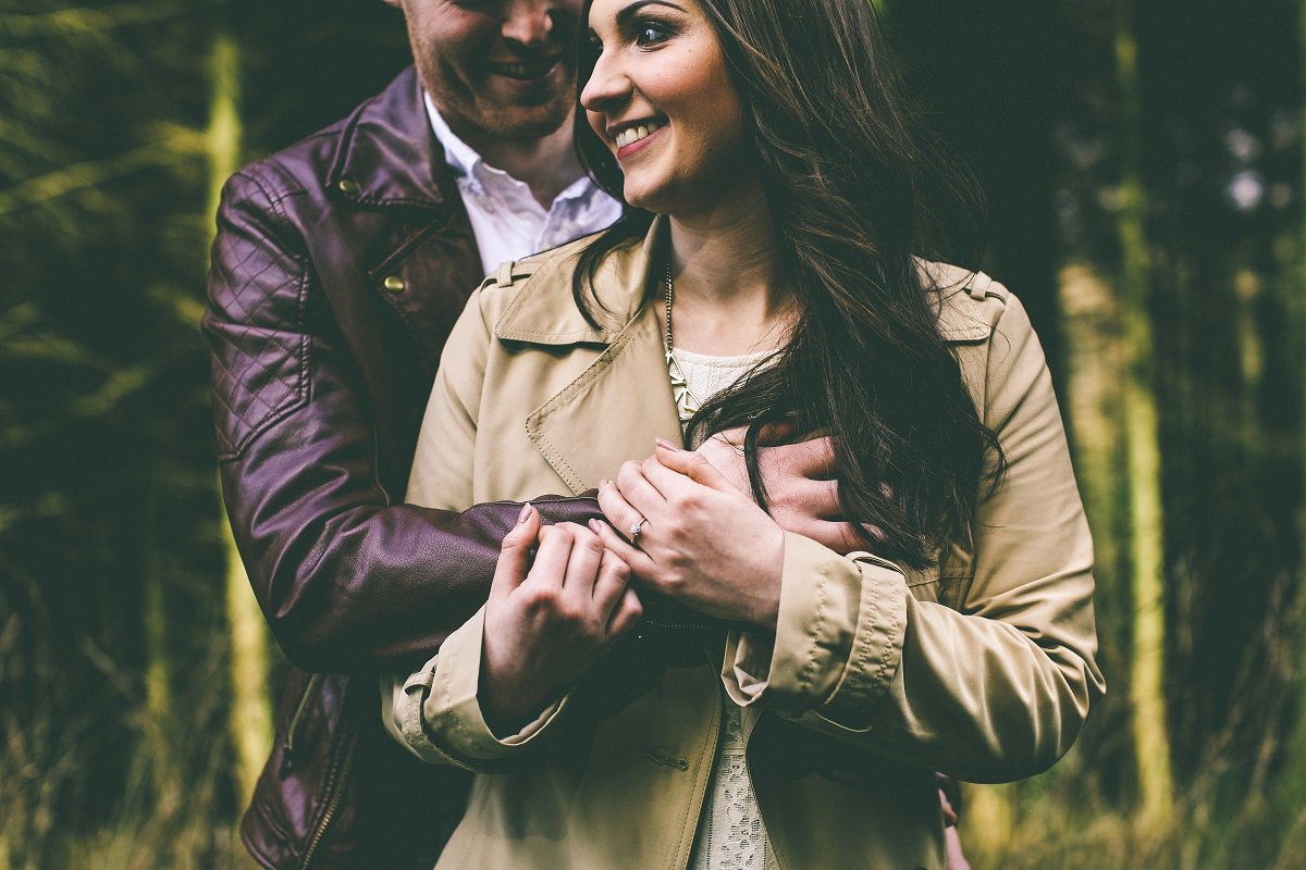 Macclesfield Forest Engagement Shoot