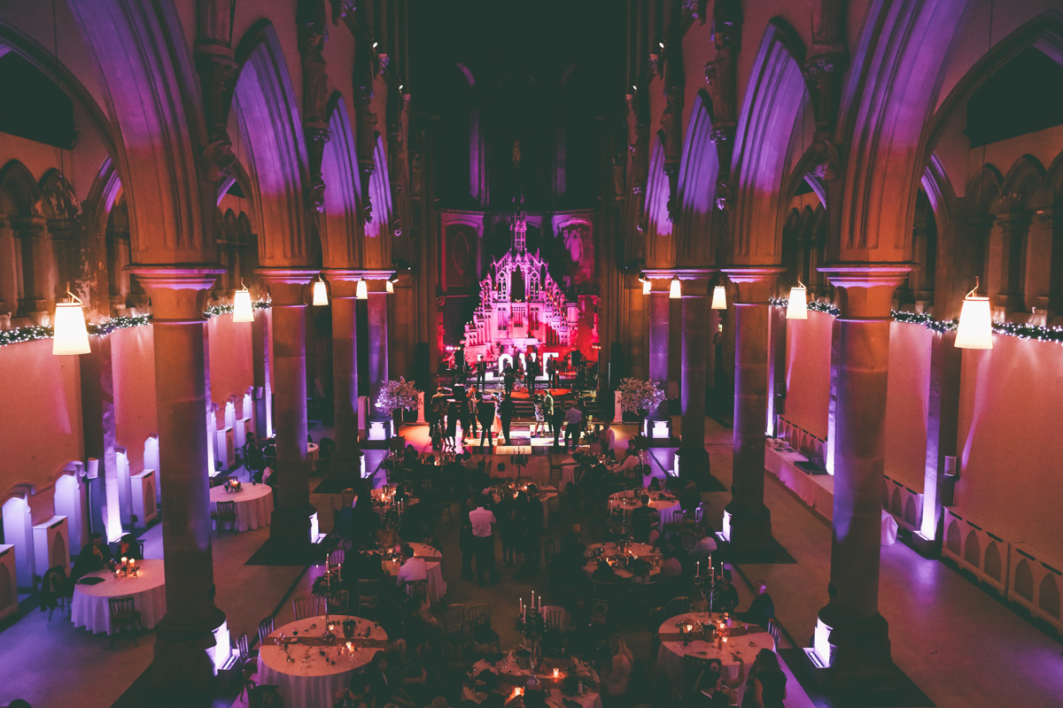 Wedding Photography The Monastery Manchester