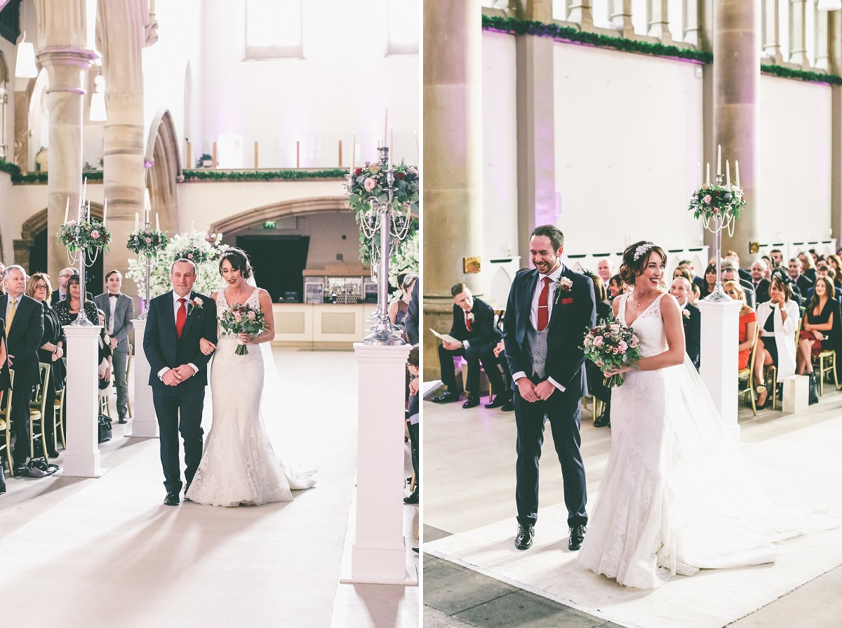 Wedding at The Monastery Manchester