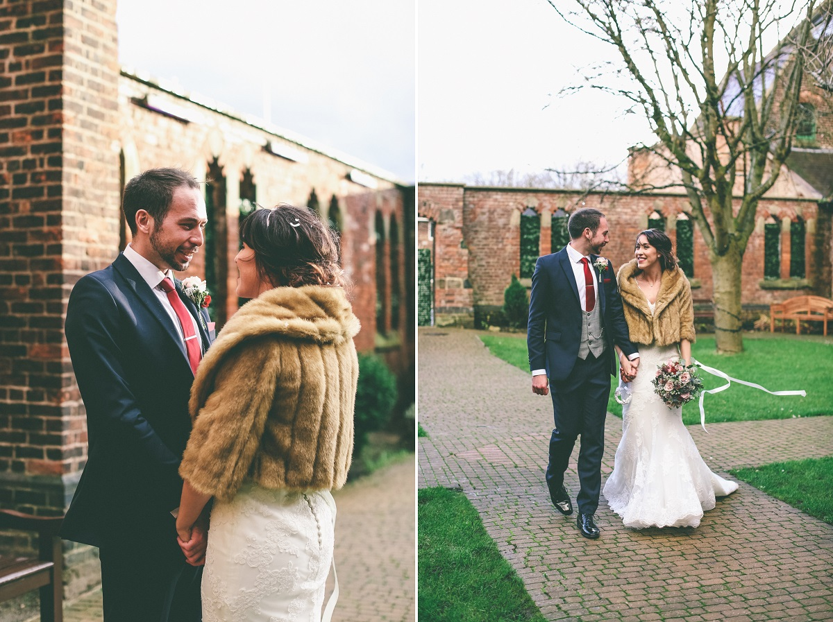 winter Wedding Manchester