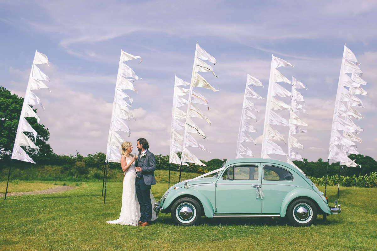 Festival Wedding Cherry Orchard Farm