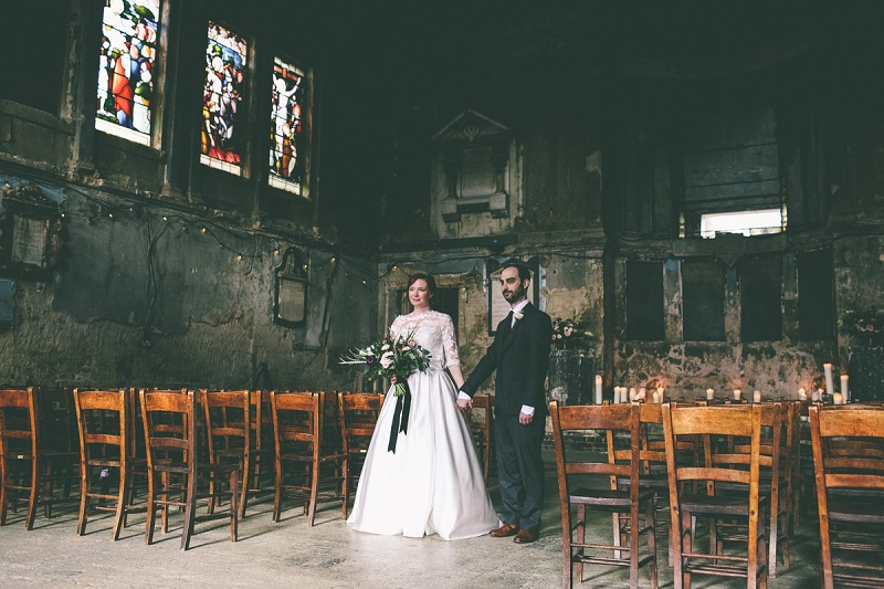 Asylum London Wedding Photography