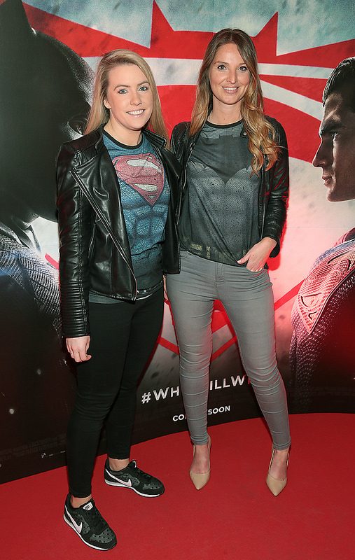 Irish Premiere screening of 'Batman V Superman: Dawn of Justice'