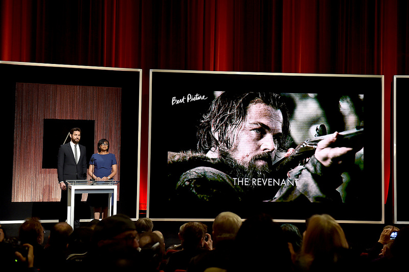 88th Oscars Nominations Announcement