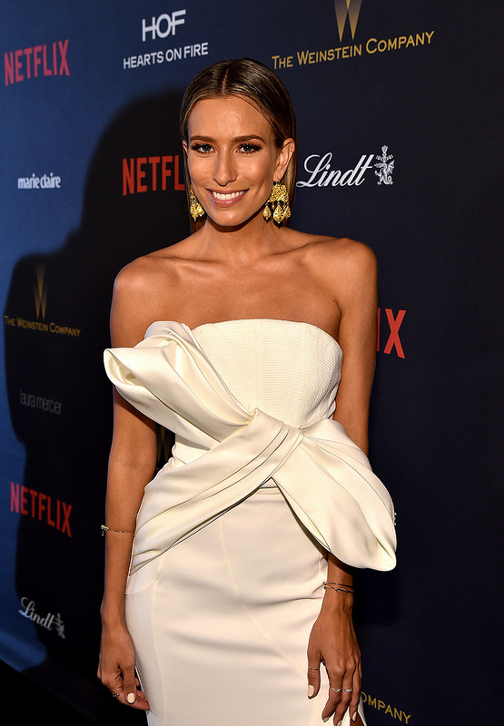 The Weinstein Company and Netflix Golden Globe Party