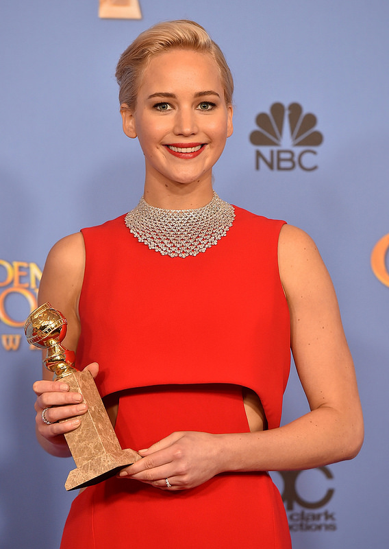 2016 Golden Globe Awards - Press Room