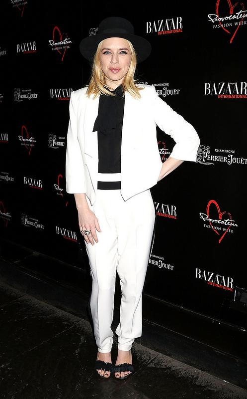 Harper's Bazaar International Celebrates Fashion + Cinema