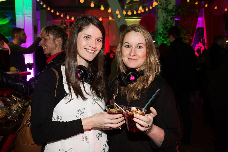 3Silent Disco at the Electric Picnic 2016 Launch