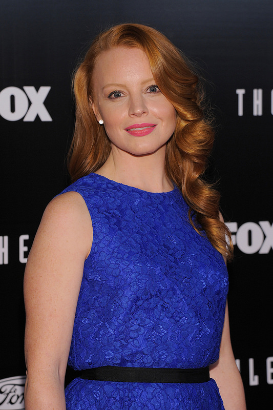 Premiere of Fox's 'The X-Files'