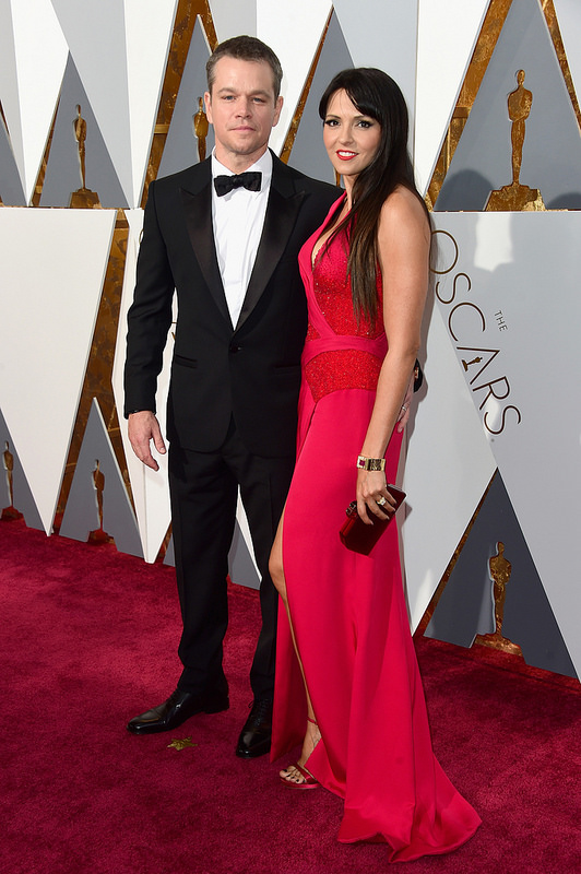 The Oscars 2016 - Red Carpet