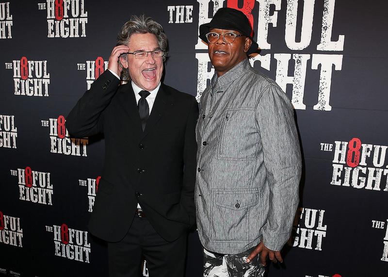 Australian premiere of 'The Hateful Eight'