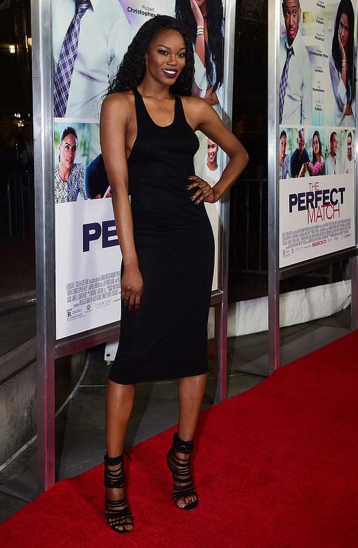 LA Premiere of Lionsgate's 'The Perfect Match'