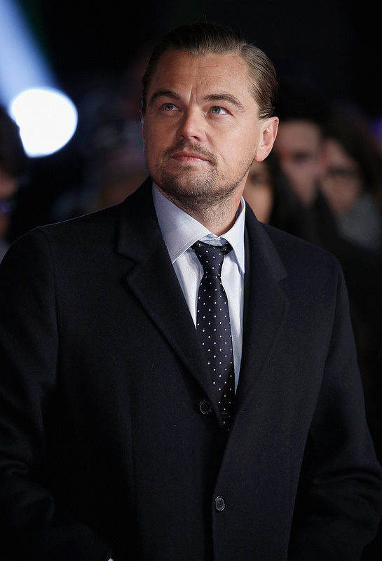 "UK Premiere of ""The Revenant"""