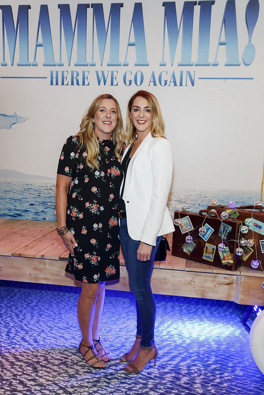 Mamma Mia! Here We Go Again Irish Premiere
